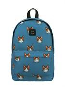 Рюкзак 375 (Коты синий фон)