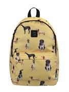 Рюкзак 435 (Собаки желт.2)